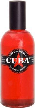 Czech & speake Cuba Tchèque et SP EDC vapo 100 ml Soins de la peau 100 ml Lot de 1