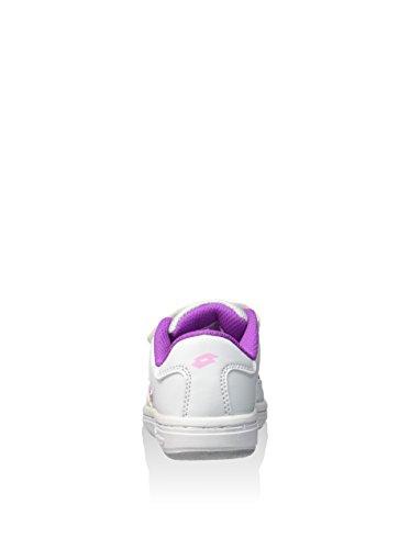 Lotto R8115 Sneakers Mädchen Weiß