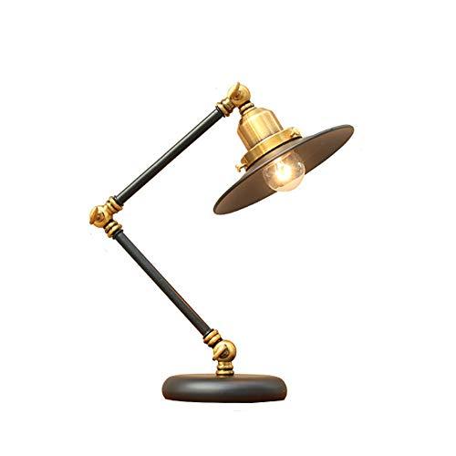 Büro Studio Tisch Schreibtischlampe Licht für zu Hause Komfort Schreibtischlampe LED-Tischlampe Verstellbarer Schwenkarm Ausarbeitung Design Metallbar Raumbeleuchtung (Studio-designs Ausarbeitung)