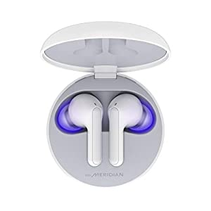 LG TONE Free Wireless Earbuds - White (FN6)