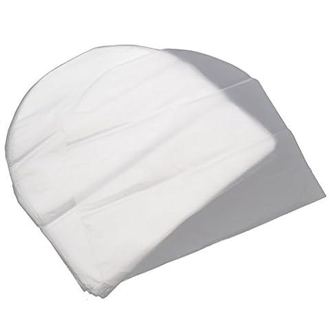 YNuth 50x Pochettes De Protection En Plastique Pour Disque Vinyle Disque Microsillon 12 Pouces