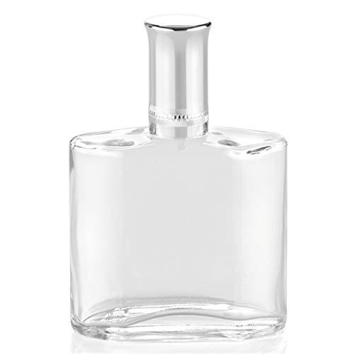 Vaporisateur parfum en verre design homme argent - Toutoffrir