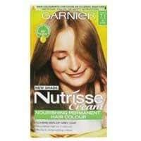 Garnier-Coloration Nutrisse Cream Hair colour-7.1 Blond Cendre