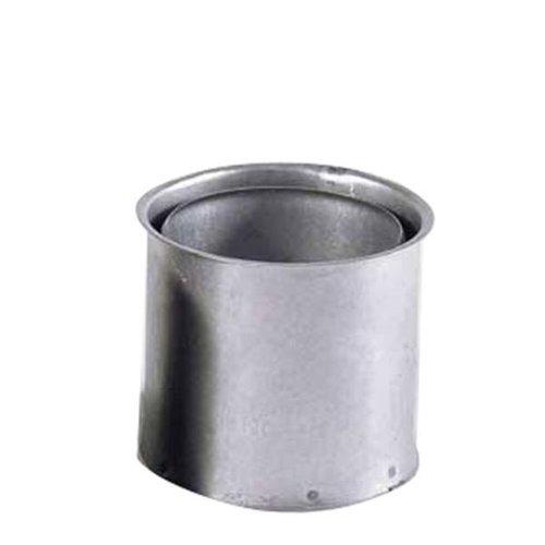 Kamino - Flam – Tubo para chimenea (Ø 150 mm/altura 120 mm),...