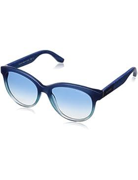 Tommy Hilfiger Damen Schmetterling Sonnenbrille TH 1265/S EU, Gr. 55 mm