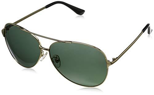 ATTCL Unisex Classic Aviator Driving Polarisiert Sonnenbrille 3026-Green