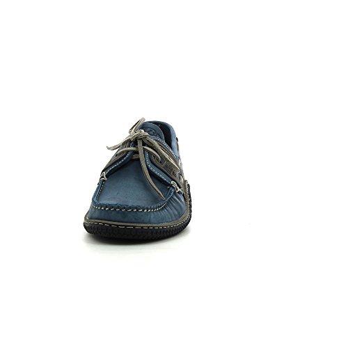 TBS , Chaussures de ville à lacets pour homme Bleu - Bleu
