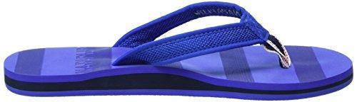 Napapijri Lele Damen Zehentrenner Blau (iris blue N62)