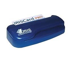 Iris Iriscard Pro Usb Business Card Reader