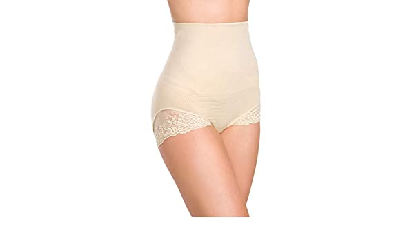 Womens Sports Panties Soft Lingerie Ladies Briefs Striped Underwear M-2XL FG2050