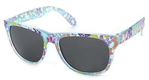 Kiddus Kiddus Sonnenbrillen Mädchen Alter von 6 bis 12 Jahren Komfortabel und Sicher 100% UV-Schutz Ideales Geschenk für Kinder