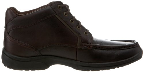 Rockport Tr Moc Toe, Chaussures basses homme Marron