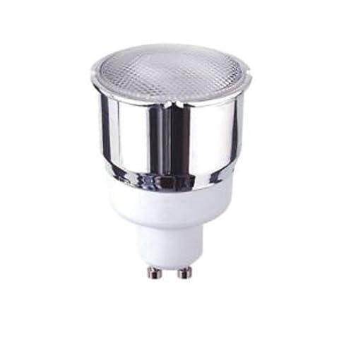 GU1011W Warm Light Low Consumption 2700ºk, White Light Ref. 094–2393