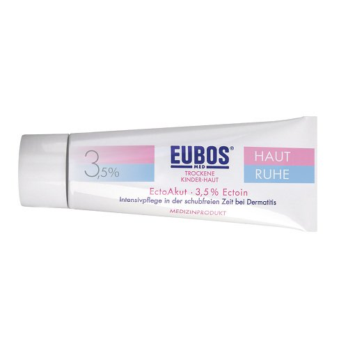 EUBOS KINDER Haut Ruhe EctoAkut 3,5% Ectoin Creme 50 ml Creme