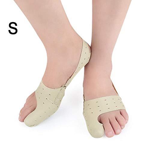 Ultra-sottile leggero leggero e traspirante giorno e notte grandi piedi pollice cintura borsite con alluce elastico borsite cura