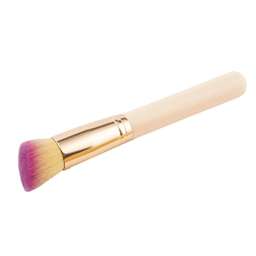 Sharplace Foundation Powder Brush - Kabukipinsel - Highlighter Pinsel - Gesicht Kontur Pinsel,...