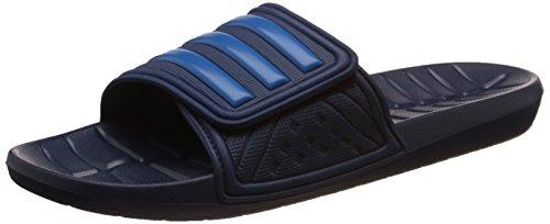 adidas Herren Kyaso Adj Flip-Flops, Blau (Azuimp/Maruni/Maruni), 44 EU