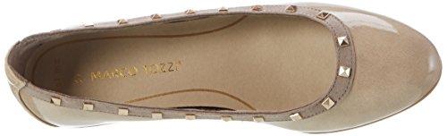 Marco Tozzi 22113, Ballerines Femme Beige (Dune Comb 435)