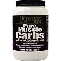 Ultimate Nutrition Ul - Pure Muscle Carbs G, 1.25 Kg