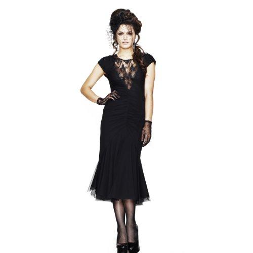 Spin Doctor -  Vestito  - Donna Nero