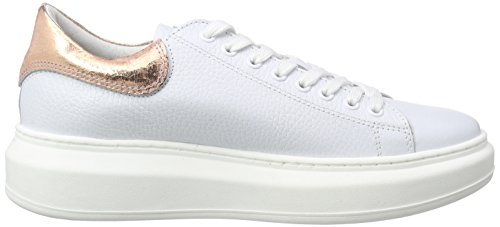 HIP D1224/162/0000 Damen Sneakers Weiß (30LE/82KR)