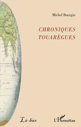 Lire Chroniques touarègues epub, pdf