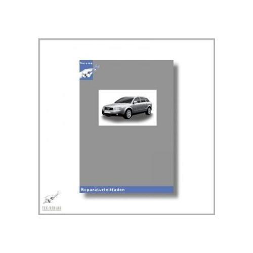 Audi A4 8E (01-08) 4-Zyl. TDI Pumpe-Düse 1,9l und 2,0l Motor Mechanik
