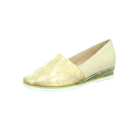 TAMARIS Damen Keil-Slipper Rosa (Metallic), Schuhgröße:EUR 39