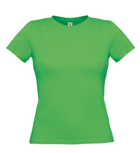 BCTW012 T-Shirt Women-Only Real Green