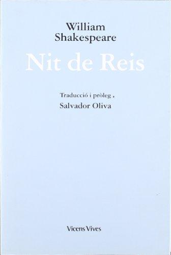 Nit De Reis (Obres William Shakespeare) por William Shakespeare