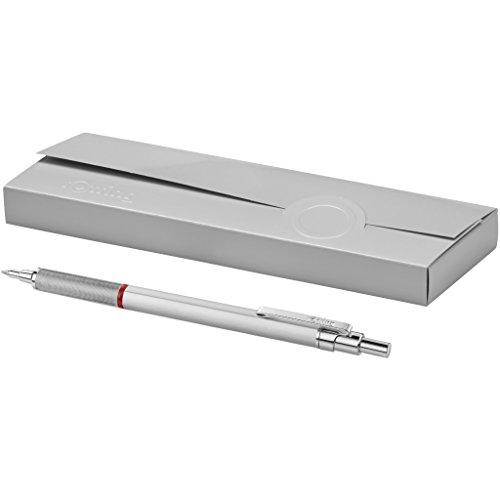 Rotring Kugelschreiber Rapid Pro (14,47 x 0,85 cm) (Silber)