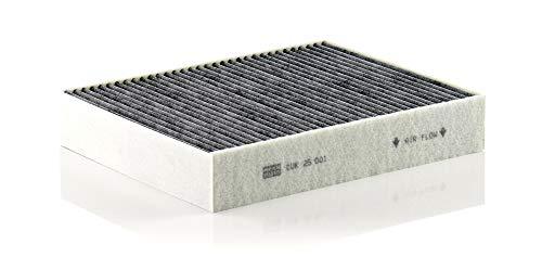 Preisvergleich Produktbild Original MANN-FILTER Innenraumfilter CUK 25 001 – Pollenfilter mit Aktivkohle – Für PKW