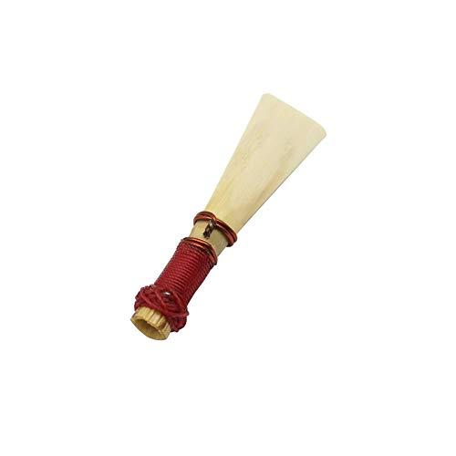 YUnnuopromi Ersatz Holz Fagott Reed Mundstück Musik Instrument ReparaturTeile 1#