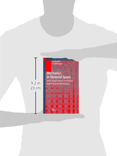Mechanics in Material Space: with Applications to Defect and Fracture Mechanics (Engineering Online Library)