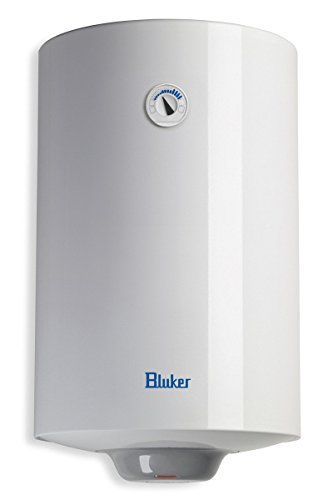 ARISTON 3201015 Scaldabagno Elettrico Bluker a Norme EU, 80 litri