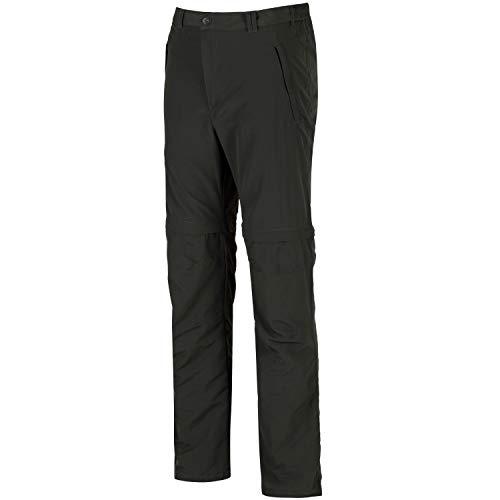 Regatta Herren Leesville Zip Off Hose, Schlamm, Size 44-Inch/Regular (Zip-off-leg-pants)