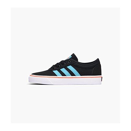 Adidas Adi-Ease J–Chaussures Sportives pour enfant, noir–(negbas/azuene/Energi) Core Black/Energy Blue /Energy