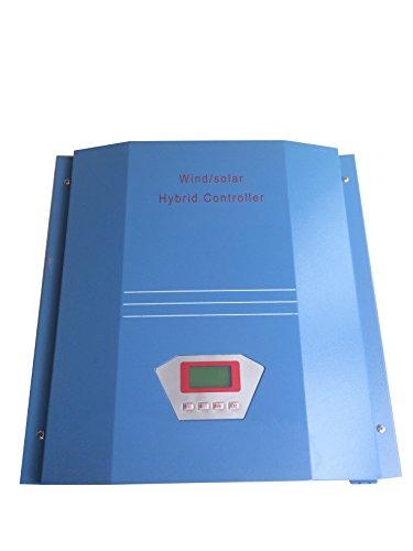 Tumo Int Viento y Solar Híbrido Controlador con Carga de Volcado (1000W 24V)