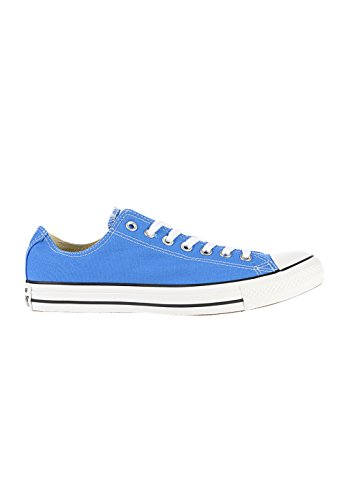 Converse, All Star Ox Canvas Seasonal, Sneaker, Unisex - adulto (400°Light Sapphire)