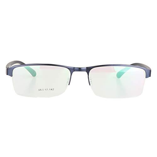 Reading glasses Hochwertige Sonnenbrille mit Aluminiumrahmen,HD-Lesebrille gegen Strahlungsverfärbungen,Ultraleichte Anti-Blaue optische Lesebrille gegen Ermüdung