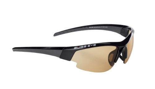 Swiss Eye Swiss Eye Sportbrille Gardosa Evolution black matt/gun metal One Size