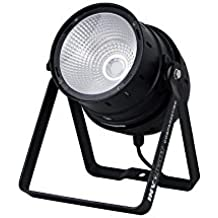 Involight COB PAR jarra 90 T parabólico aluminizado reflector con el clásico vivienda PAR 56 y el reflector (90 vatios COB LED RGB, controlables 3/6/7 canales DMX)