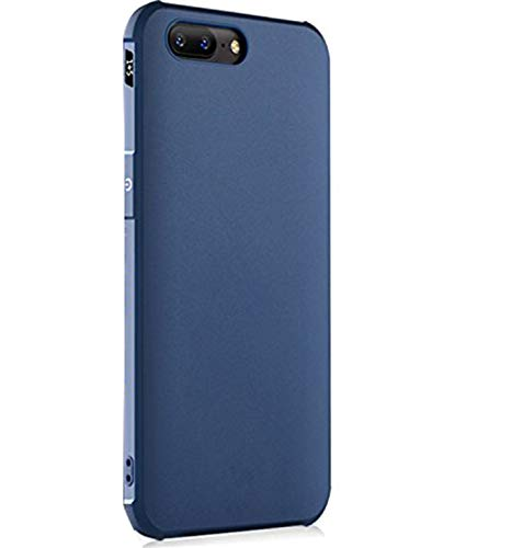 One Plus 5(A5000) Caso Serie de Negocios de Ultra-delgado Suave a Prueba de Choques Case Cover para One Plus 5(A5000)(Azul real)
