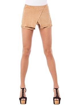 ISABELLA ROMA Shorts con Pannello, pantalón para Mujer