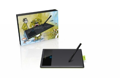 Wacom Bamboo Splash CTL471Pen Tablet ()