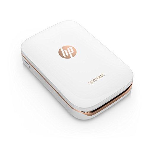 HP Z3Z91A#630 Sprocket Photo Printer - White