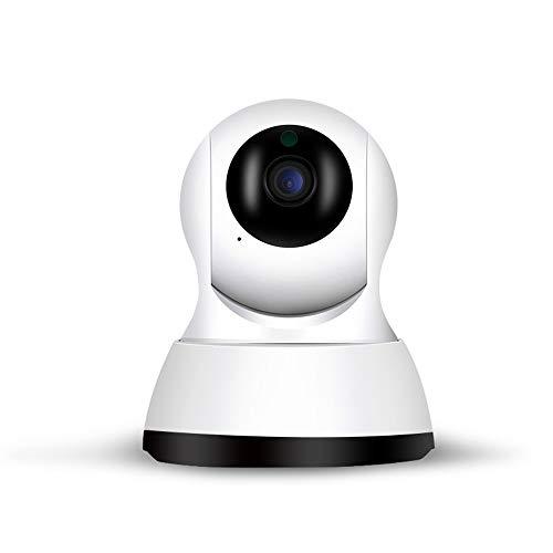 ZMDHL WiFi IP-Kamera Drahtlose Innenkamera mit Nachtsichtfunktion Zwei-Wege-Audio-Home-Security-Überwachung Wlan-dash-fernbedienung