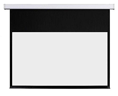 """Pantalla de Manual Globalscreen 16:9 de 84""""(1,85m x1,03m), Pantalla Proyector"""