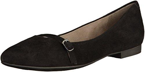 Tamaris1-1-24234-28-003 - Scarpe chiuse Donna In camoscio nero