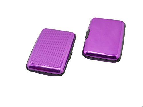 porte-carte-credit-visite-en-aluminium-portefeuille-antichoc-violet